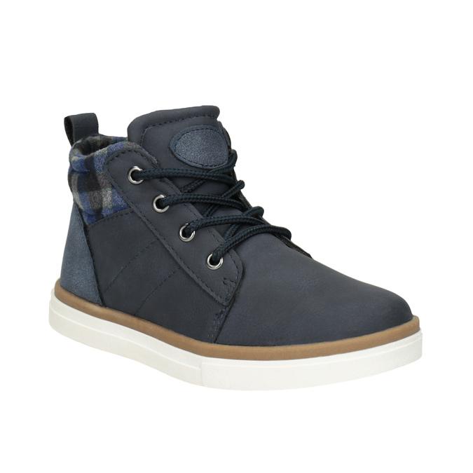 Dziecięce buty za kostkę mini-b, niebieski, 291-9172 - 13