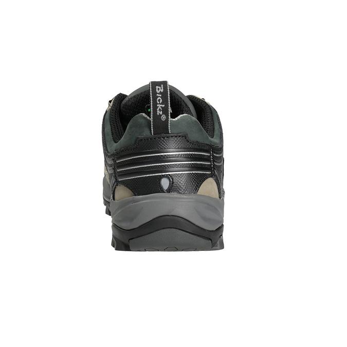 Męskie obuwie robocze Bickz 201 bata-industrials, czarny, 846-6801 - 16