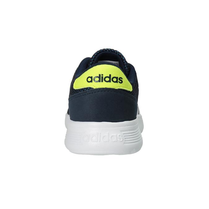 Niebieskie trampki dziecięce adidas, niebieski, 309-9288 - 16