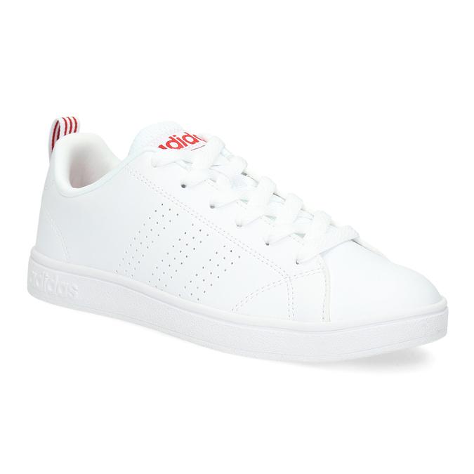 Białe trampki damskie adidas, biały, 501-5500 - 13