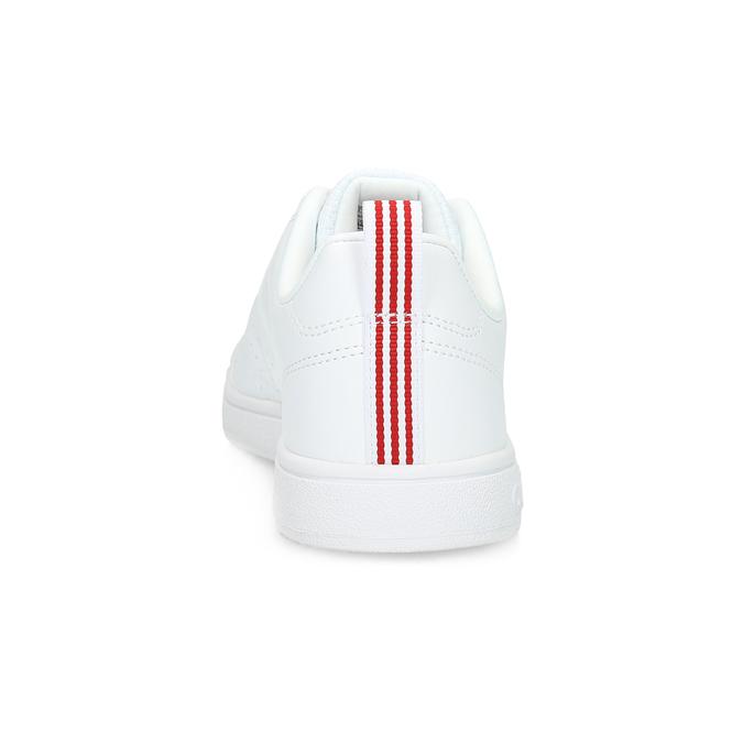 Białe trampki damskie adidas, biały, 501-5500 - 15