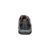 Skórzane trampki męskie bata, czarny, 824-6921 - 17