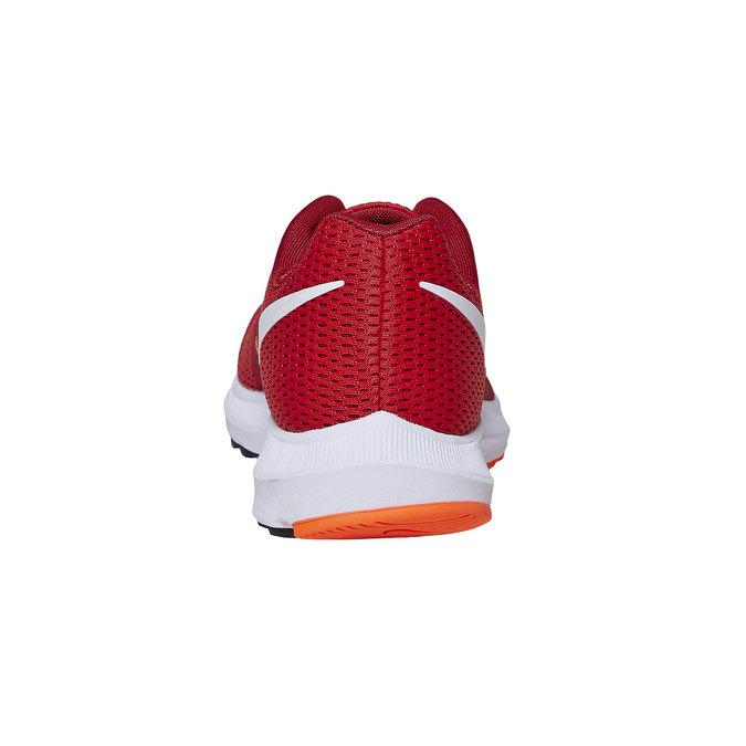 Czerwone trampki męskie nike, czerwony, 809-5120 - 17