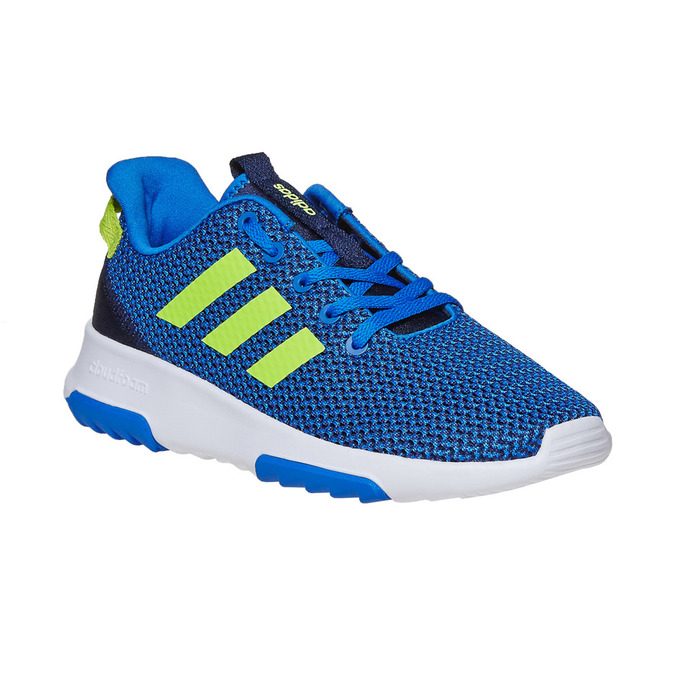 Sportowe trampki chłopięce adidas, niebieski, 409-9289 - 13