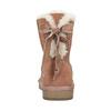 Dziecięce skórzane walonki bata, czerwony, 393-5604 - 17