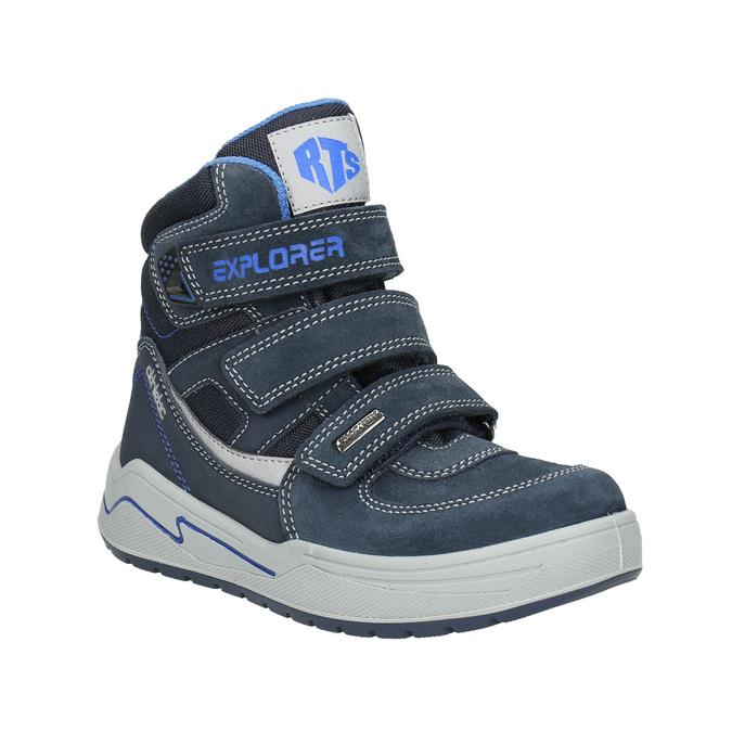 Zimowe buty dziecięce mini-b, niebieski, 293-9615 - 13