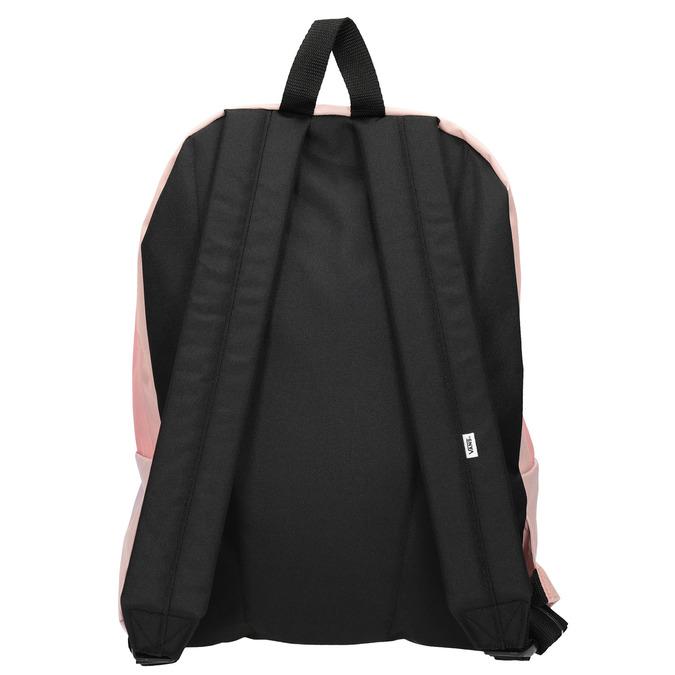Pastelowy plecak damski zefektem ombré vans, czerwony, 969-5079 - 16