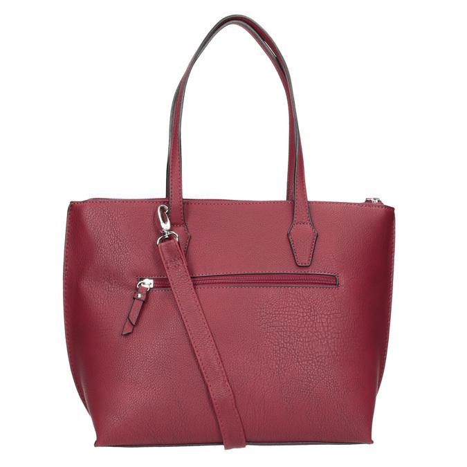 Czerwona torebka damska gabor-bags, czerwony, 961-5059 - 16