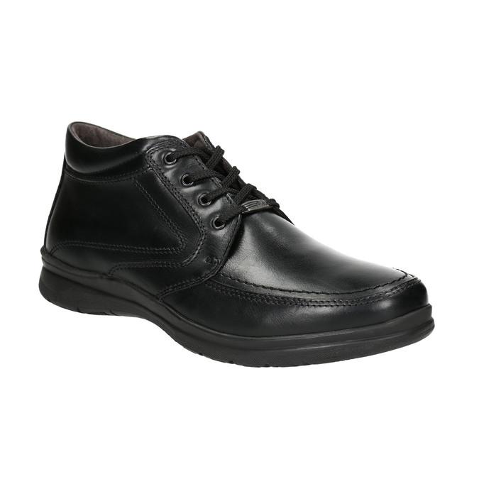 Zimowe obuwie męskie, czarny, 894-6686 - 13