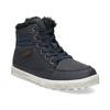 Buty dziecięce zociepliną mini-b, niebieski, 491-9652 - 13