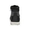 Zimowe obuwie dziecięce mini-b, czarny, 491-6652 - 17