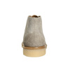 Skórzane damskie desert boots bata, szary, 593-2608 - 17