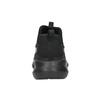 Czarne trampki damskie bez sznurówek puma, czarny, 509-6200 - 16