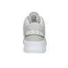 Trampki damskie zażurowym wzorem adidas, szary, 509-2216 - 16