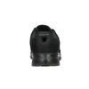 Czarne trampki damskie skechers, czarny, 509-6325 - 16