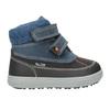 Zimowe buty dziecięce ze skóry primigi, niebieski, 196-9006 - 26