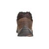 Skórzane buty za kostkę wstylu outdoor merrell, brązowy, 806-4569 - 16