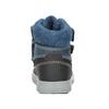 Zimowe buty dziecięce ze skóry primigi, niebieski, 196-9006 - 16
