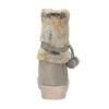 Zimowe buty dziecięce zfuterkiem primigi, beżowy, 393-8015 - 16