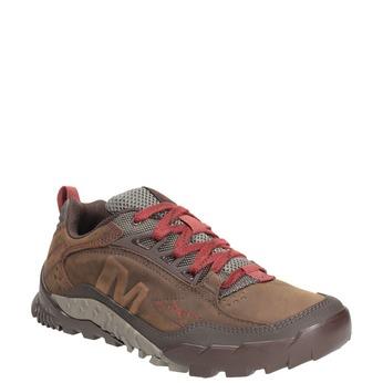 Sportowe trampki męskie merrell, brązowy, 806-4570 - 13