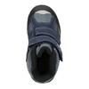 Zimowe buty dziecięce na rzepy mini-b, szary, 291-2626 - 26