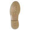 Brązowe skórzane buty za kostkę weinbrenner, 896-8702 - 17