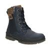 Zimowe buty dziecięce weinbrenner-junior, niebieski, 496-9610 - 13