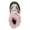 Różowe zimowe obuwie dziewczęce mini-b, 299-5613 - 26