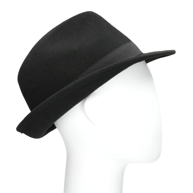 Czarny kapelusz bata, czarny, 909-6674 - 13