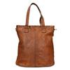 Skórzana torebka damska bata, brązowy, 964-3245 - 26