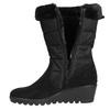 Zimowe buty damskie comfit, czarny, 696-6624 - 26