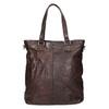 Brązowa skórzana torba bata, brązowy, 964-4245 - 26