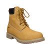 Skórzane obuwie za kostkę weinbrenner, żółty, 896-8669 - 13