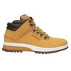 Zimowe skórzane buty męskie, brązowy, 806-3495 - 26