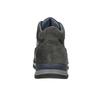 Nieformalne skórzane trampki męskie bata, czarny, 896-6705 - 16
