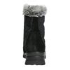 Damskie śniegowce na zimę, czarny, 599-6618 - 17