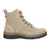 Zimowe skórzane buty damskie za kostkę weinbrenner, brązowy, 596-3666 - 26