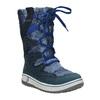 Śniegowce dziecięce weinbrenner-junior, niebieski, 393-9607 - 13