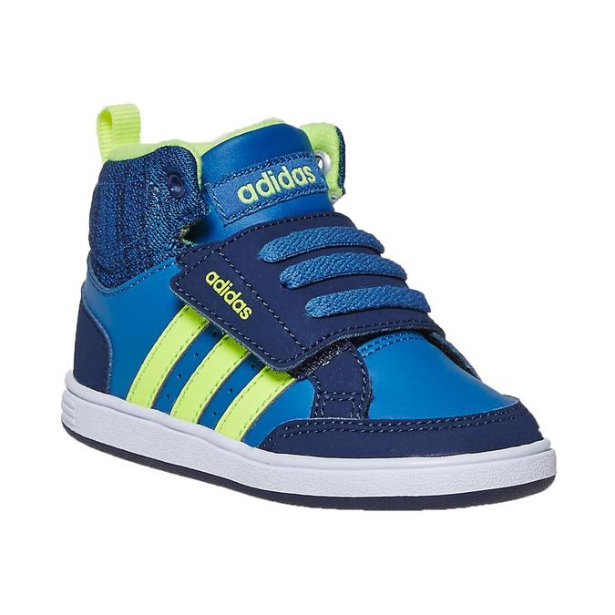 Trampki dziecięce za kostkę adidas, 101-9292 - 13