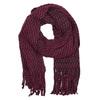 Ciepły dzianinowy szal bata, multi color, 909-0636 - 26
