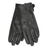 Skórzane rękawiczki damskie bata, czarny, 904-6129 - 13