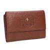 Skórzany portfel damski bata, brązowy, 944-4189 - 13