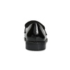 Lakierowane mokasyny damskie bata, czarny, 511-6607 - 15