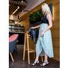 Wyjściowe sandały damskie zkryształkami bata, czarny, 729-6611 - 18
