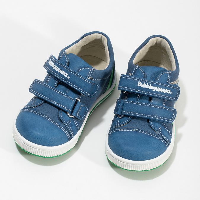 Niebieskie nieformalne trampki dziecięce bubblegummer, 111-9625 - 16