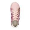 Różowe trampki dziewczęce zzamkami błyskawicznymi mini-b, 321-5219 - 15