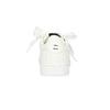 Białe trampki zsatynowymi wstążkami pepe-jeans, biały, 541-1076 - 15