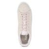 Różowe zamszowe trampki adidas, różowy, 503-2554 - 17