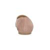 Skórzane loafersy damskie bata, 523-5659 - 15