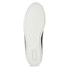 Męskie skórzane buty sportowe bata, czarny, 846-6617 - 18